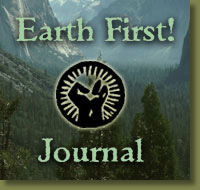 Earth First Journal Logo